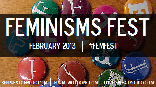 Feminisms Fest Badge