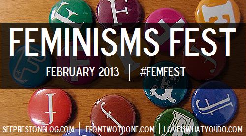 Feminisms Fest Badge